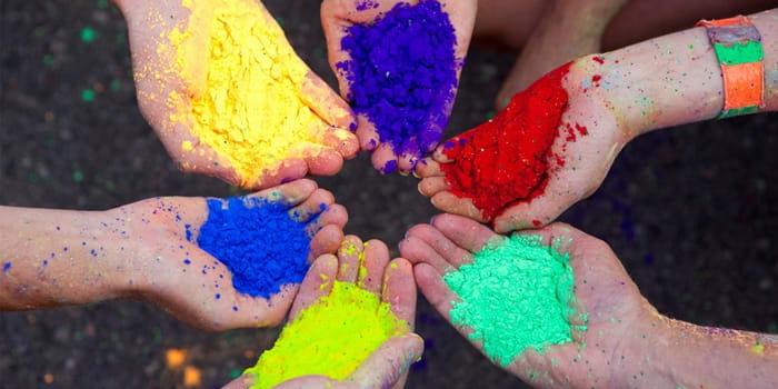 Holi: Celebrate The Euphoric Festival of Colors in India