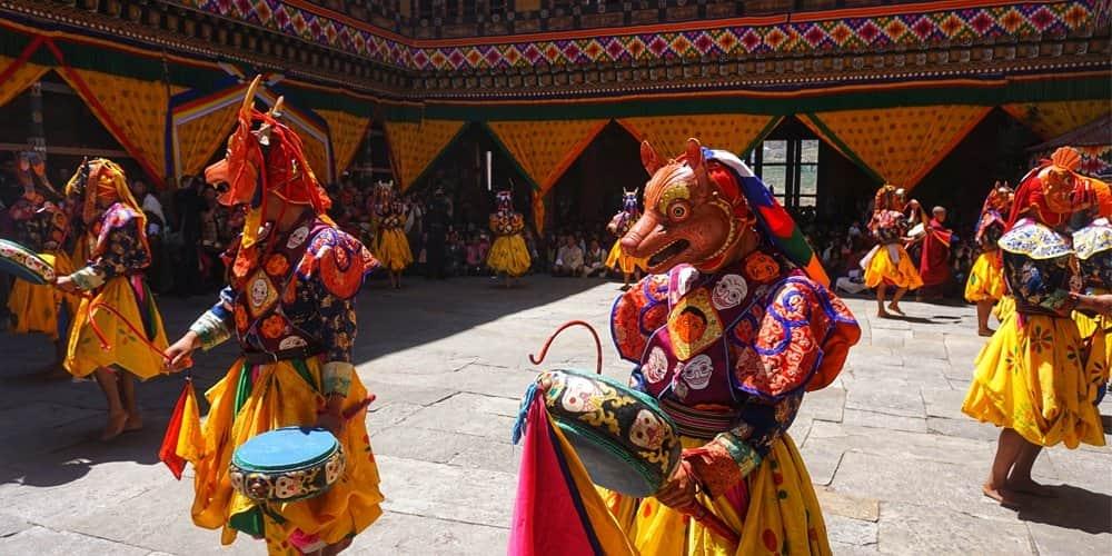 hemis festival tour ladakh