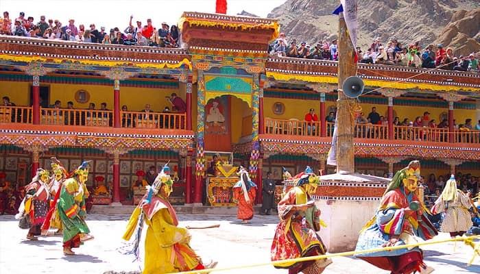 hemis festival trip leh & ladakh