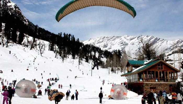 Though loved by honeymooners, Manali is also an excellent destination for a bachelor party.