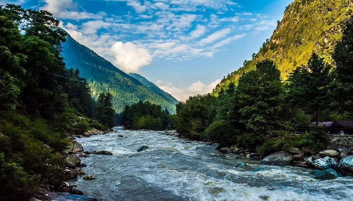 Kasol is a best place to throw a bachelor's party for your friend.