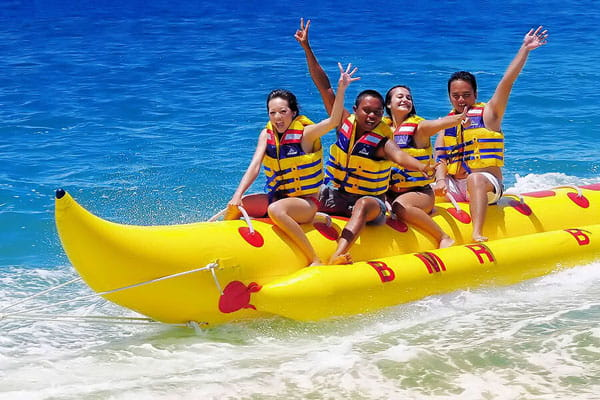 banana boat ride