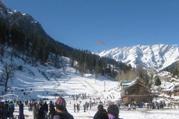 Kullu and Manali