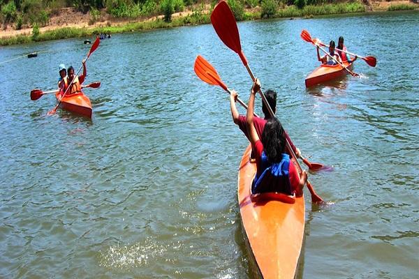 Kayaking - Dandeli