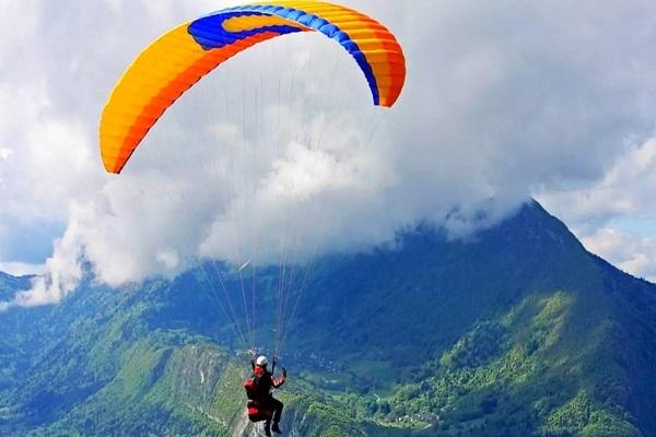 Paragliding - Munnar