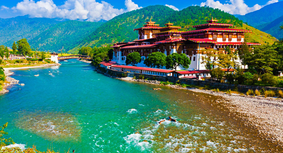 Best of India and Bhutan Tour