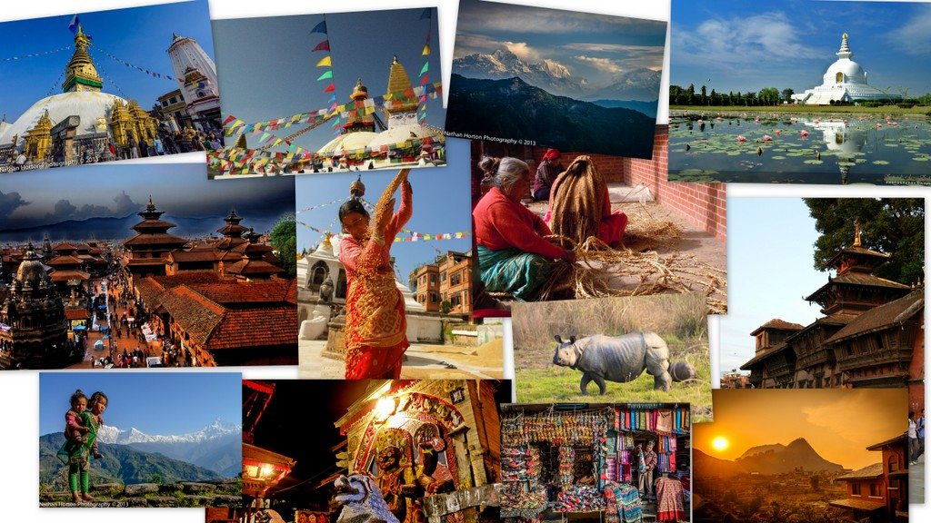 Best of India and Nepal Tour