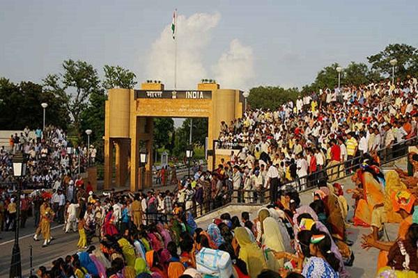 Jallianwala Bagh and Wagah Border