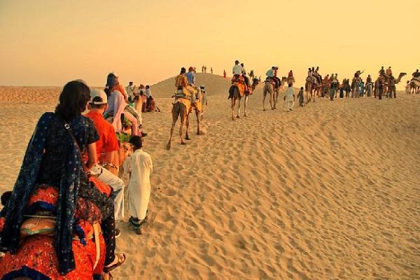 Thar Desert Pushkar